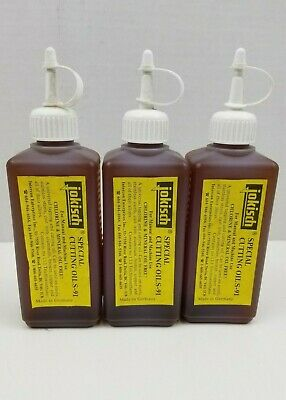 Jokisch Special Cutting Oil S-91. 8.45 Fl/oz