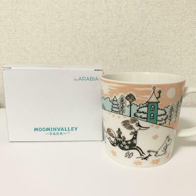 Moomin Valley Park Japan Limited Arabia Moomin Mug  2019 Free Shipping
