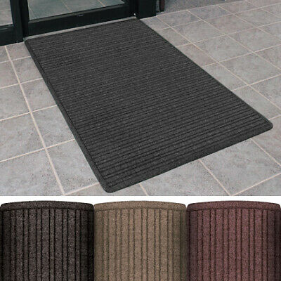Home Office Rubber backing Deluxe Entry indoor Mat Made In USA 1 EACH