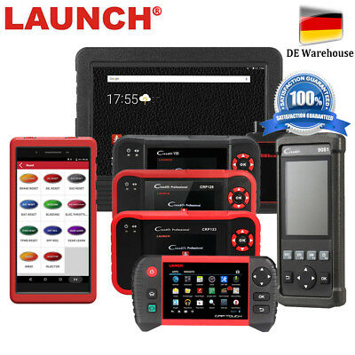Launch X431 Creader CRP129 Profi OBD2 Diagnosegerät Scanner Codeleser Pros mini