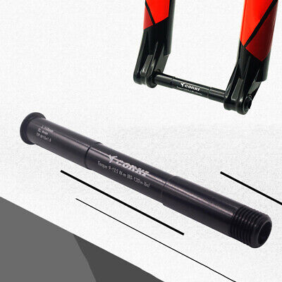 Cycling Bicycle accessory MTB Bicycle Front Fork Axle Replacement Part Durable