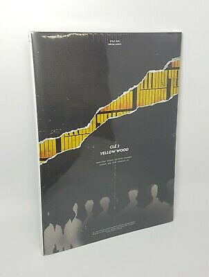 K-POP STRAY KIDS Album [Cle 2 : Yellow Wood] Limited Ver. CD+P.Book+Card+Sticker