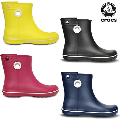 CROCS JAUNT SHORTY Ladies Womens Short Ankle Pull On