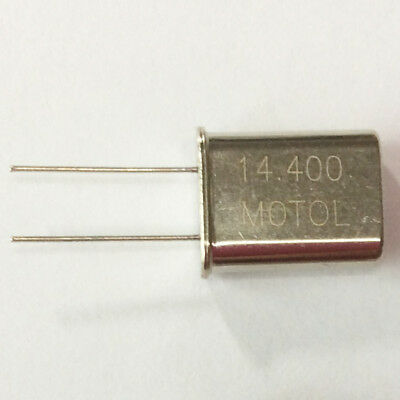 10x Car Radio Receive Receiving Crystal Motorola GM300 Turntable Crystal 44.645M