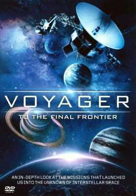 Voyager: To the Final Frontier NEW DVD