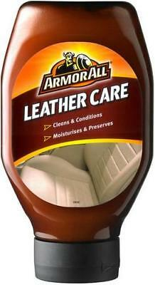 Armor All Leather Care 530ml Moisturiser Cleaner & Conditioner Armorall 13530EN