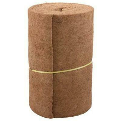 """Panacea 88588 2"""" w x 3' ft long Bulk Roll of Coco Liner for Planters"""