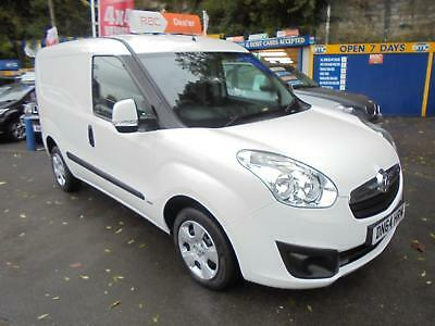 2014 64 Vauxhall Combo 1.3 Cdti L1H1 Sportive In White # One Owner Air Con #