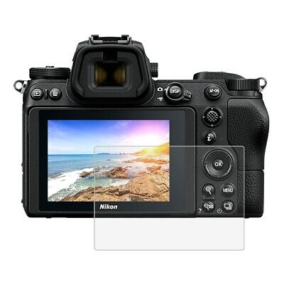 Glass Screen Protector for Nikon Z6 / Z7 2D 9H Tempered Ultra Thin