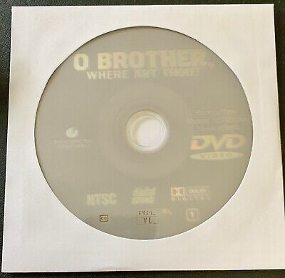 O Brother Where Art Thou DVD Only