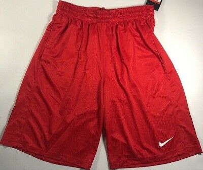 a556fad5557 MEN'S NIKE RED Layup 2.0 Basketball Shorts NWT 718344 Size Large