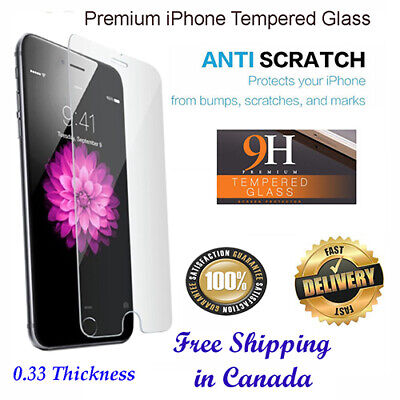 Premium PRO-Glass Tempered Glass Screen Protector iPhone 7 Free Shipping