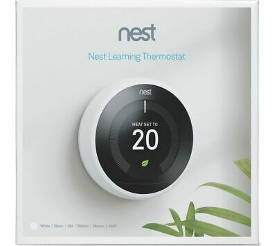 Nest Learning Thermostat 3ª Generation White ( Ref: T3030EX )
