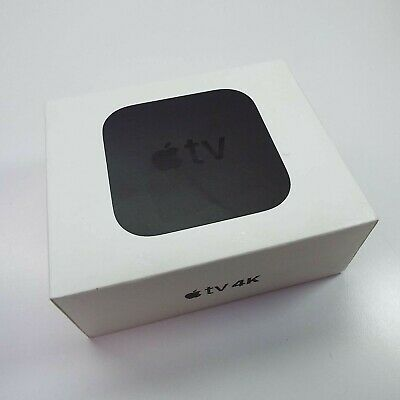 RETAIL BOX ONLY FOR Apple TV (5th Generation) 4K 32GB HD Media Streamer - A1842