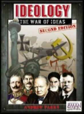 Z-Man Boardgame Ideology - The War of Ideas (2nd Edition) Box VG+