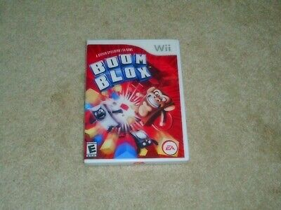 Boom Blox...nintendo Wii...***Sealed***Brand New***!!!!!!!!