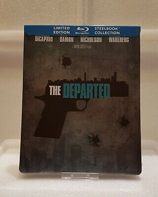 The Departed (Blu-ray SteelBook) [Canada]