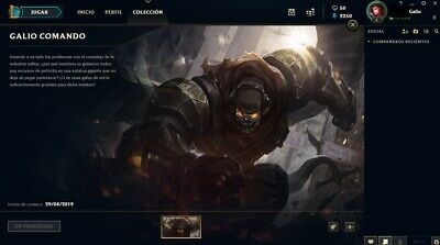 LEAGUE OF LEGENDS Account PBE LOL Smurf Acc Public Beta