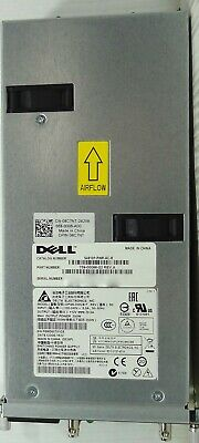 New Dell DPSN-350CB Force 10 S4810P-PWR-AC-R 350W Reverse Airflow PSU 8C7NT