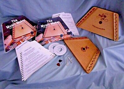 photograph relating to Free Printable Lap Harp Music Cards identify THE Audio Company Lap Harp NEPENENOYKA - 2 Harps Components