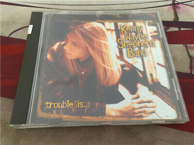 Kenny Wayne Shepherd Band ‎– Trouble Is... 74321 46270 2  Europe CD E211-40