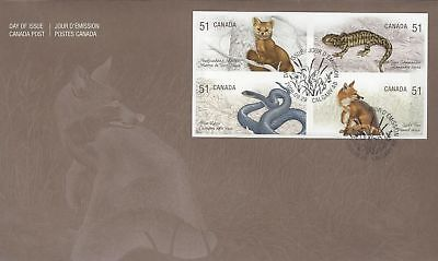 2006 #2174-7 Endangered Species FDC with CP cachet
