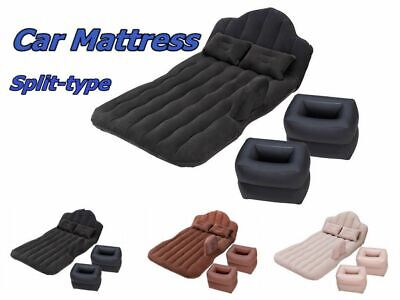 Inflatable Car Mattress for Car Seat Air Sleeping Bed  Home Beach Camping Bed