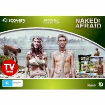 Naked and Afraid: Bares All Collection