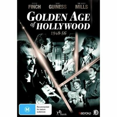 Golden Age of Hollywood 1948-56 (Oliver Twist/Morning Departure/Importance of Be