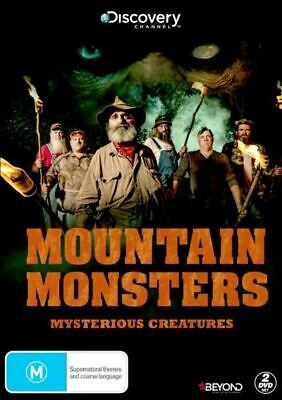 Mountain Monsters: Mysterious Creatures