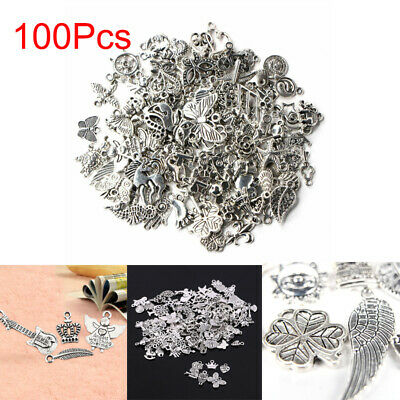 wholesale 20Pcs Tibetan Silver Creative love Charms Connector 39x12mm A3362