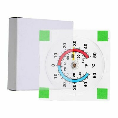 Outdoor Indoor Window Greenhouse Garden Home Office Temperature Thermometer