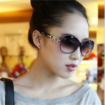 Sunglasses Glasses Retro Vintage Eyewear Oversized Women Fashion Designer