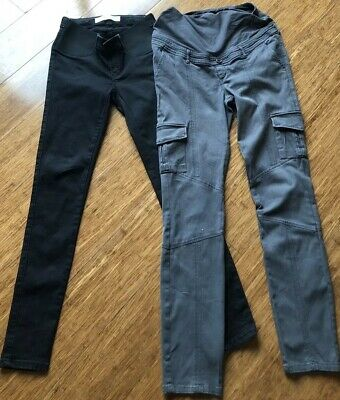 Ripe Maternity - Casual Pants (x2). Size - Small / X-Small EXCELLENT CONDITION