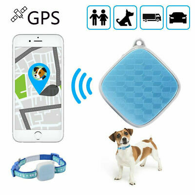 Pet GPS Tracker Dog Anti-Lost APP Online Real Time Tracing Locator Collar