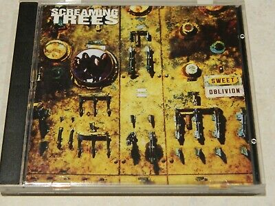 Screaming Trees Sweet Oblivion CD [F: Nearly Lost You, Dollar Bill, Winter Song]