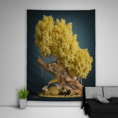 Fantastic Scenery Tapestry Art Wall Hanging Sofa Table Bed Cover Home Decor