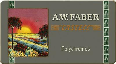 Limited Edition 111th Anniversary - Tin of 12 Polychromos Artists' Pencils