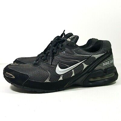 bee5ef9522 Nike Air Max Torch 4 Mens Running Shoes Sneaker Black Size 7.5 343846-002