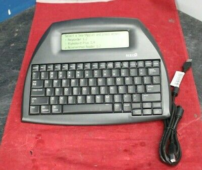 ALPHASMART NEO 2 PORTABLE WORD PROCESSOR W/USB CABLE and 3(AA)BATTERY INCLUDED.