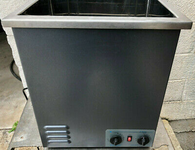 10 Gallon Ultrasonic Cleaner Made In The Usa - Demo
