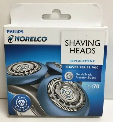 (New) Philips Norelco SH70/52 Replacement Shaving Heads For Series 7000
