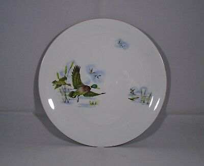 1950'S ALFRED MEAKIN The Post House Blue Side or Bread Plates 7cm