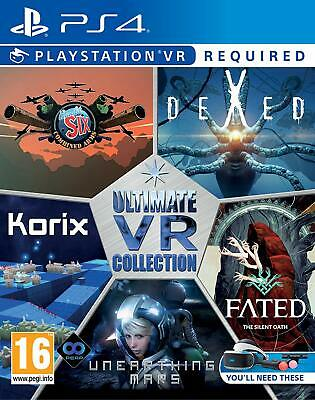 Ultimate VR Collection (PS4 Game) *VERY GOOD CONDITION*