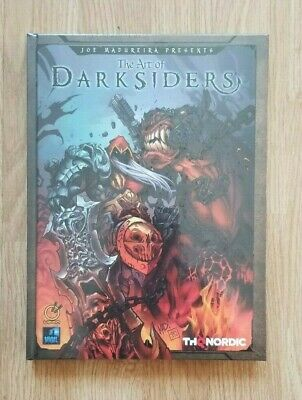 Udon Entertainment The Art of Darksiders I Sealed NM/M HC 2019