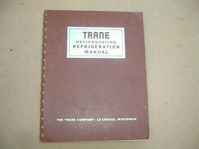 @1961 Trane Reciprocating Refrigeration Manual~Correcting Operating Problems