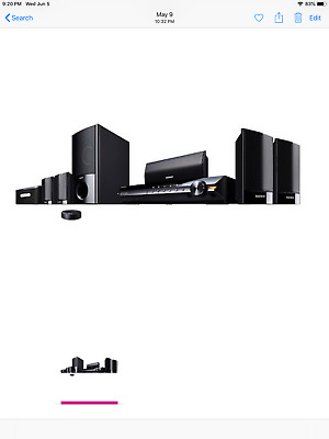 Sony DAV-HDX287WC 5.1-Channel Home Theater System