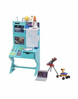 "My Life As Science Lab Toy Playset, For 18"" Dolls 23 Pieces"