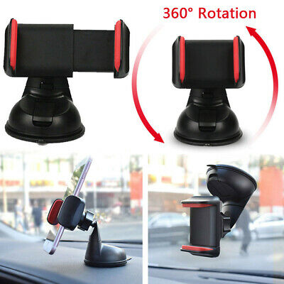 Car Mobile Phone Holder Universal Mount Windscreen Dashboard Various Choose Nice
