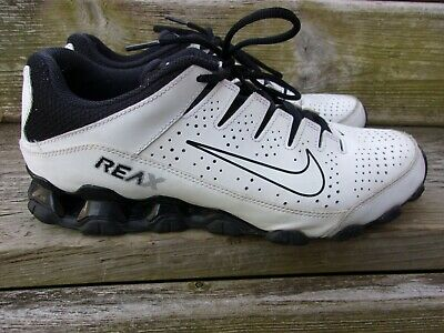 acf4af8f68 NIKE~ White REAX 8 TR Cross Training 616272-100 Running SHOES ~ Men's Size